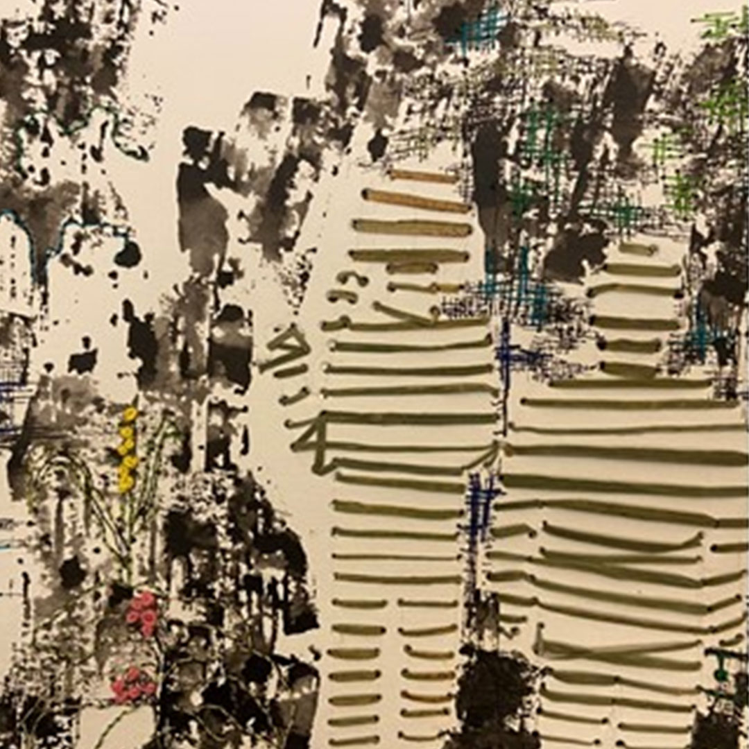'Encounter' by Salomé Pérez