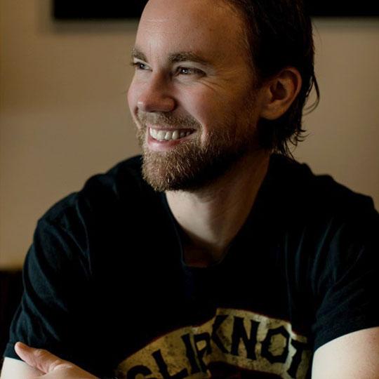 photo of Adam Pottle